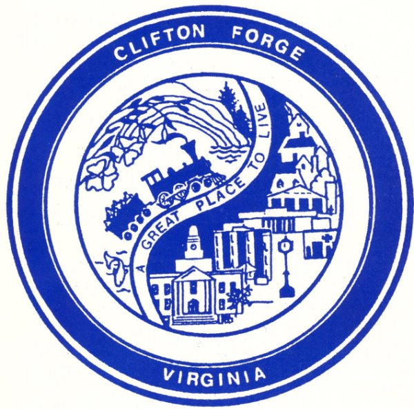 Town Of Clifton Forge Va Logo