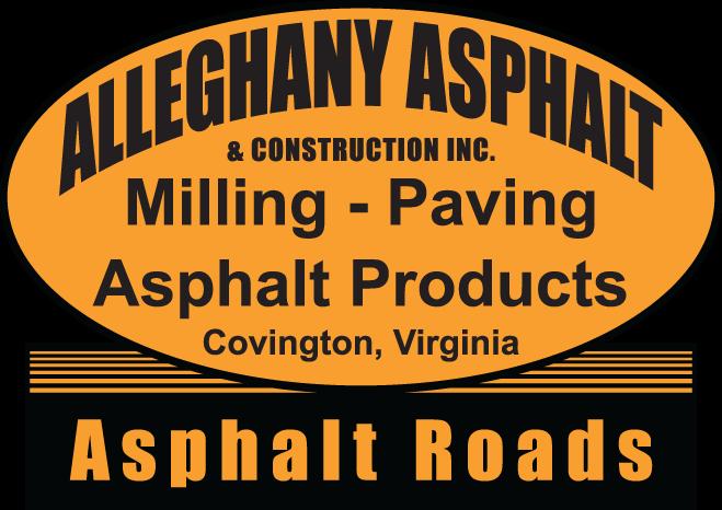Alleghany Asphalt Logo 2016